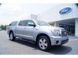 2010 Silver Sky Metallic Toyota Tundra Limited CrewMax 4x4 #52150051
