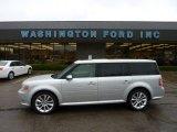 2010 Ingot Silver Metallic Ford Flex Limited EcoBoost AWD #52150193