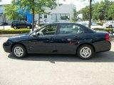 2007 Dark Blue Metallic Chevrolet Malibu LS Sedan #52150515