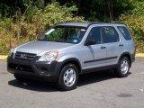 2005 Honda CR-V Satin Silver Metallic