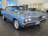 1967 Chevrolet Chevelle Malibu Sedan Data, Info and Specs