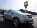 2011 Gold Mist Metallic Cadillac SRX 4 V6 AWD #52150536