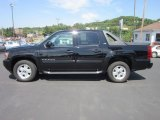 2010 Chevrolet Avalanche Z71 4x4 Data, Info and Specs