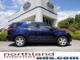2011 Kona Blue Metallic Ford Explorer FWD #52149941