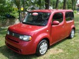 2009 Scarlet Red Nissan Cube 1.8 S #52150387