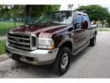 2004 Ford F350 Super Duty King Ranch Crew Cab 4x4 Data, Info and Specs