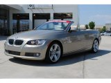 2008 Platinum Bronze Metallic BMW 3 Series 335i Convertible #52150234