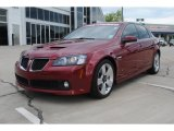 2009 Sport Red Metallic Pontiac G8 GT #52150236