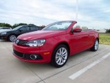 Volkswagen Eos 2012 Data, Info and Specs