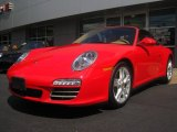 2009 Porsche 911 Carrera 4 Cabriolet Data, Info and Specs
