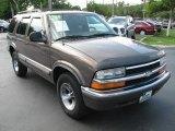 1998 Chevrolet Blazer LS Data, Info and Specs