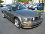 2005 Mineral Grey Metallic Ford Mustang GT Premium Coupe #52201238