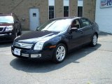 2008 Dark Blue Ink Metallic Ford Fusion SEL #52201246