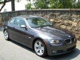 2007 Sparkling Graphite Metallic BMW 3 Series 335i Coupe #52200729