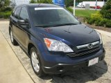 2009 Royal Blue Pearl Honda CR-V EX 4WD #52201083