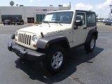 2011 Sahara Tan Jeep Wrangler Rubicon 4x4 #52200910