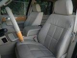 2008 Lincoln Navigator Elite 4x4 Stone Interior