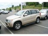 2006 Suzuki Grand Vitara Clear Beige Metallic