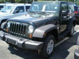 2011 Natural Green Pearl Jeep Wrangler Sport 4x4 #52200597