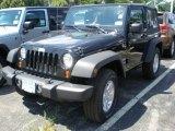 2011 Black Jeep Wrangler Sport S 4x4 #52200603