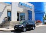 2008 Nighthawk Black Pearl Honda CR-V EX 4WD #52201279