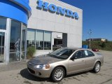 2002 Light Almond Pearl Metallic Chrysler Sebring LX Sedan #52200752