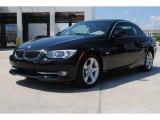 2011 Jet Black BMW 3 Series 335i Convertible #52200931