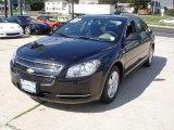 2008 Black Granite Metallic Chevrolet Malibu LS Sedan #52200793