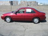 Mercury Tracer 1998 Data, Info and Specs