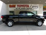 2011 Black Toyota Tundra Double Cab 4x4 #52200672