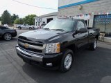 2011 Black Chevrolet Silverado 1500 LT Regular Cab 4x4 #52200680