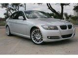 2011 Titanium Silver Metallic BMW 3 Series 335d Sedan #52200987