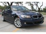 2011 Deep Sea Blue Metallic BMW 3 Series 328i Sedan #52200989