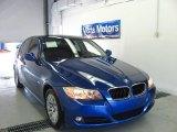 2009 Montego Blue Metallic BMW 3 Series 328i Sedan #52201341