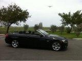 2008 Jet Black BMW 3 Series 328i Convertible #52201348