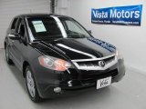 2008 Nighthawk Black Pearl Acura RDX Technology #52201353