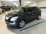 2009 Carbon Black Metallic Buick Enclave CXL AWD #52200824