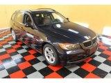 2008 Monaco Blue Metallic BMW 3 Series 328xi Wagon #52201014