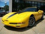 Chevrolet Corvette 2003 Data, Info and Specs