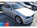 2008 Titanium Silver Metallic BMW 3 Series 328i Coupe #52200847