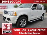 2004 Oxford White Ford Explorer Limited #52201222