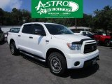 2010 Super White Toyota Tundra TRD Rock Warrior CrewMax 4x4 #52201232