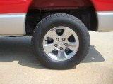 2007 Dodge Ram 1500 Laramie Quad Cab 4x4 Wheel