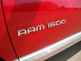 2007 Dodge Ram 1500 Laramie Quad Cab 4x4 Marks and Logos