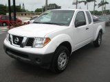 2008 Nissan Frontier SE King Cab Data, Info and Specs