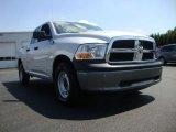 2011 Bright Silver Metallic Dodge Ram 1500 ST Quad Cab #52256208