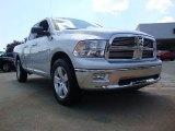 2011 Bright Silver Metallic Dodge Ram 1500 Big Horn Quad Cab 4x4 #52256209