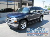 2005 Dark Blue Metallic Chevrolet Tahoe LS 4x4 #52256222
