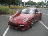 2009 Porsche 911 Ruby Red Metallic