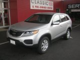 2012 Bright Silver Kia Sorento LX #52256078